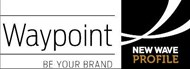 Waypoint Be your brand button