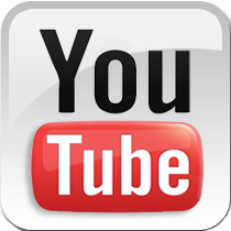 YouTube icon button