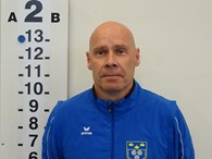 Sweden Anders Larsson coach
